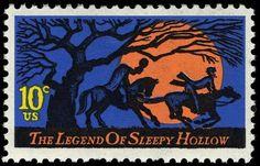 1974 U.S. postage stamp.