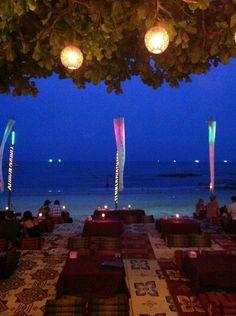 Evening on Koh Samet Honeymoon Getaways, Vacation Destinations, Vacation Spots, Vacation Travel, Thailand Honeymoon, Visit Thailand, Thailand Travel, Koh Samet, Holiday Places
