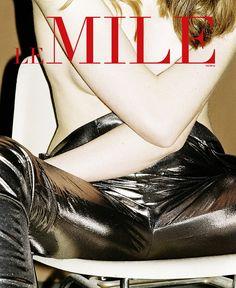 LE MILE Magazine November 2016 Sandra Martens by Neda Rajabi