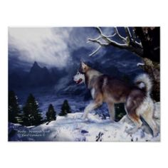 husky_mountain_spirit_art_poster_print_poster-r6352bc21204548c8ab7f26703cbf2b45_v7ws_8byvr_324.jpg (324×324)
