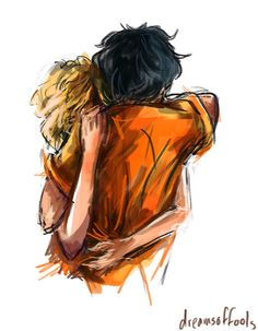 Percabeth by wolves-of-house-stark.