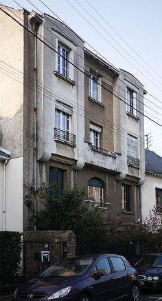 Haunted Building - 14 rue Anatole le Braz - Nantes France