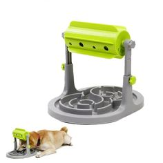 This in slow feeder dog bowl will provide your dog with fun healthy eating. The puzzle feeder for dogs is the best way to entertain and stimulate your dog's mind and to make sure they don't eat too much. Slow Feeder, Pet Feeder, Iq Puzzle, Puzzle Toys, Dog Feeding Bowls, Dog Puzzles, Interactive Toys, Pet Bowls, Doge