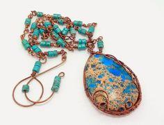 Iaia Bijoux: Da quando creo gioielli in rame ,mi ha sempre affa...