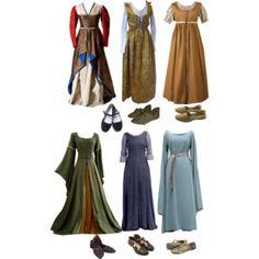 RT Main Dresses