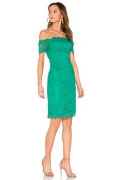 BB Dakota RSVP by BB Dakota Moreen Dress in Leaf Green | REVOLVE