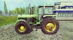 John-Deere-4755 Stockholm, Tractors