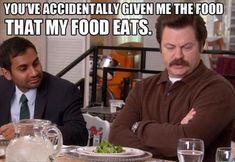 Oh vegetarians. You so silly.  @Eilish Macpherson @Rebecca Lamoreux @crazylady inthetardis