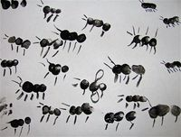 Fingerprint Ants