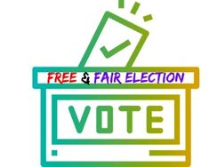 Free and Fair Election i explain in my blog and if you want to read about free and fair elction in detail then CLICK on image and read more about Free and Fair Election... #Free_and_Fair_Election_Explain #Free_and_Fair_Election #Free_and_Fair_Election_constitution #What_is_Democracy_Why_Democracy_Class_9_Notes