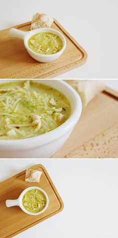 I had a pack of chicken breast in the refrigerator and decided to make a pot of homemade chicken soup. You can really use any sort of pasta that you prefer, but I love the small vermicelli noodles in my soups. Most of these items you probably already have on hand so it's not a …