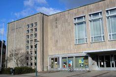 Bürgermeister Rafael Reißer legt die Neukonzeption der Stadtbibliothek Darmstadt vor