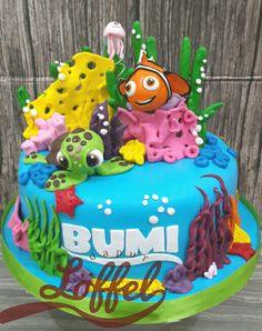 Upin Ipin birthday cake Cakes Pinterest Birthday cakes Cake