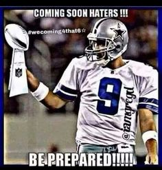 Dallas Cowboys Dallas Cowboys Memes, Dallas Cowboys Decor, Dallas Cowboys Pictures, Cowboy Pictures, Cowboys 4, Dallas Cowboys Football, Football Players, How Bout Them Cowboys, Tony Romo