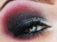 The Avengers: Thor Inspired Eye Makeup