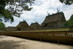 Izumo-taisha (出雲大社 Izumo Grand Shrine?, also Izumo Ōyashiro) is one of the most ancient and important Shinto shrines in Japan.