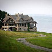 Tea house at aldrich mansion ri