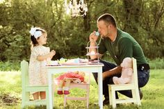 My Tea Party Mini Sessions <3
