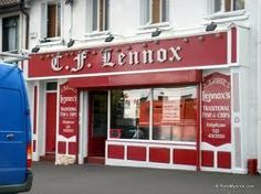 Lennox's chipper is widely known as Corks best chipper, if not the best in Ireland and the world.