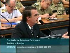 ((V)) Deputado Bolsonaro: Militares são impedidos de falar e os convoca ...