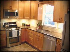 404 Best L Shaped Kitchen Design Images