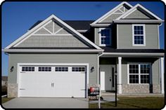 House by Miller Construction, one of Champaign area's leading home builders!