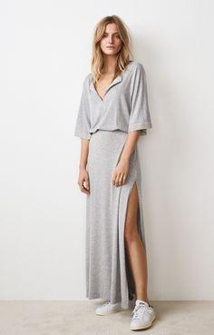 Billie Jersey Dress model 0