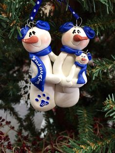 UK snowman ornament  UK Crafts and Decor  Pinterest  Kentucky