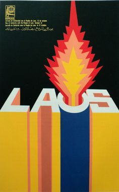 Ernesto Padron, Jornada de Solidaridad con el Pueblo de Laos, 1970