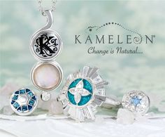 Here's a little peek at a portion of the January 2015 Kameleon Jewelry new product release. Something to look forward to in the New Year for sure!