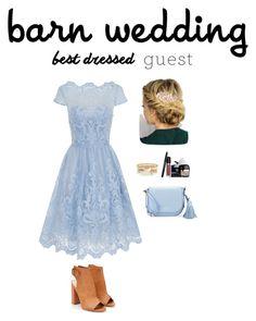 7ee464183de7 Barn Wedding Guest Dress