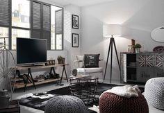 Aparadores de madera EBOH. Decoración Beltran, tu tienda en internet con mobiliario de madera.