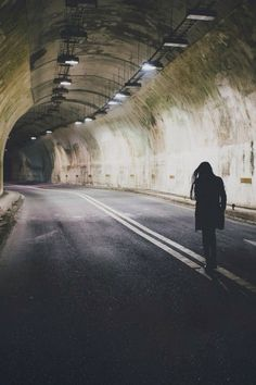 ...WANDERING IN TUNNELS...