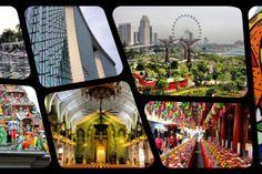 Passeio fotográfico por #Cingapura