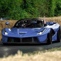 Widebody La Ferrari