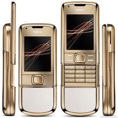 Nokia 8800 Gold Arte