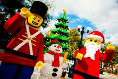It's the most awesome time of the year as Christmas Bricktacular spreads holiday cheer starting Dec. 17