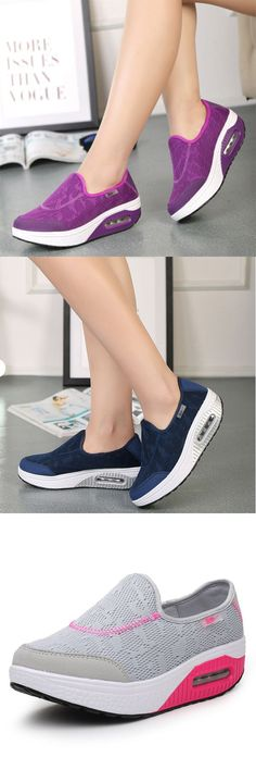 US$24.99 + Free shipping. Rocker Sole Shoes, women slip-on sports casual running canvas shoes. Upper material: canvas, outsole material: rubber.
