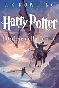 Harry Potter e l'Ordine della Fenice pdf gratis download J. K. Rowling