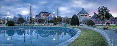 Santa Sofía (Estambul) | por dleiva