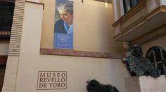 Museum Felix Revello de Toro - Museet for Malagas kendte portrætmaler Félix #Revello de Toro indeholder mere end 100 malerier, skitser og tegninger. #malaga #museum