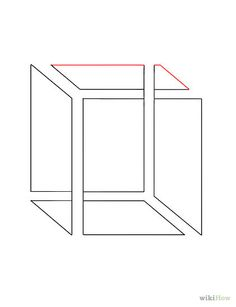 How to Draw an Impossible Cube: 15 Steps (with Pictures)