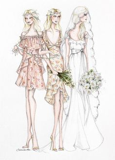 Alexandra Nea wedding print