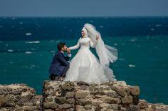 wedding by ouzerba