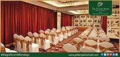 We have eye for every detailing in planning and executing the event for our esteemed clients, at @goldenpalms Delhi. Visit www.goldenpalmshotel.com for more details. #MagnificentMondays
