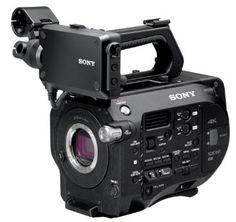 Sony PXW-FS7 4K Super 35mm XDCAM camera (Body Only)
