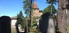 Com castelos e vielas sombrias, Transilvânia tem clima de filme de terror