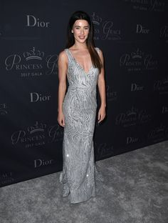 Jacqueline MacInnes Wood - 2017 Princess Grace Awards Gala in Beverly Hills - Jacqueline Macinnes Wood, Dior, Canadian Actresses, In Hollywood, Princesses, Awards, Singer, Formal Dresses, Beverly Hills