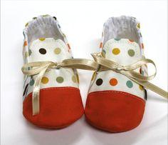 Baby Paul Shoes by LenaV