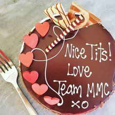 Thanks team FT 😘 Christchurch New Zealand, Digital Marketing, Birthday Cake, Desserts, Food, Tailgate Desserts, Deserts, Birthday Cakes, Essen